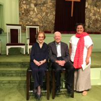 Jimmy Carter's Sunday School June 2018